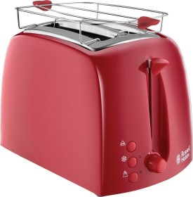 Russell Hobbs Textures toaster red (21642-56)