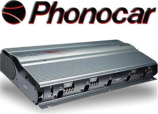 Phonocar PH2000 -- via Amazon Partnerprogramm