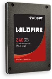 Patriot Wildfire 240GB, SATA (PW240GS25SSDR)