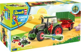 Revell Junior Kit Tractor & Trailer with Figure (00817)