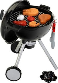 Theo Klein Weber kettle barbecue with light and sound (9466)