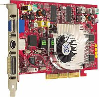 MSI MS-8870 G4Ti4200-TD-64, GeForce4 Ti4200, 64MB DDR, DVI, TV-out, AGP