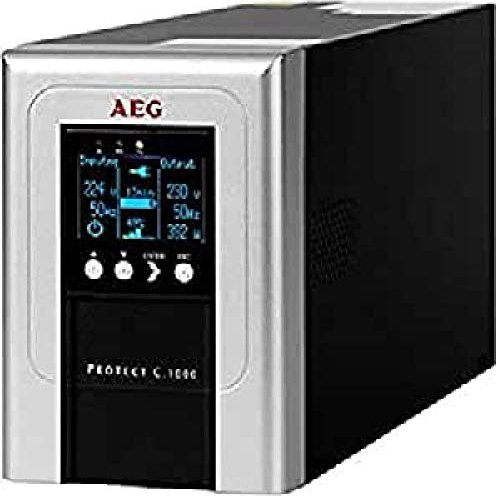 AEG Protect C.1000 Tower, USB/serial -- via Amazon Partnerprogramm