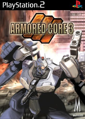 Armored Core 3 (deutsch) (PS2) -- via Amazon Partnerprogramm