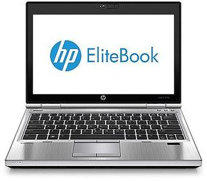 HP EliteBook 2570p, Core i7-3520M, 4GB RAM, 256GB SSD, HSPA+ (B6Q09EA)