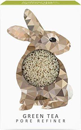 Konjac Sponge Green Tea Facial Gesichtsschwamm