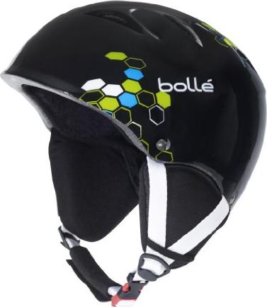 Bollé B-Kid Helmet black (Junior) -- via Amazon Partnerprogramm