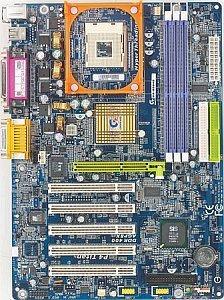 Gigabyte GA-8S648-L, SiS648 (PC-3200 DDR)