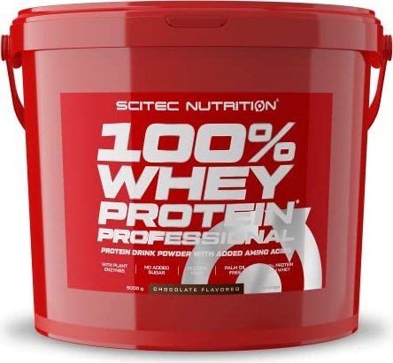 Scitec Nutrition 100% Whey Protein Professional czekolada 5kg -- via Amazon Partnerprogramm