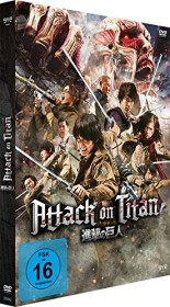 Attack on Titan - Film 1 (DVD)