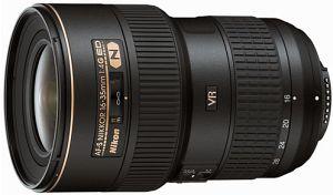 Nikon AF-S 16-35mm 4.0G ED VR black (JAA806DA)