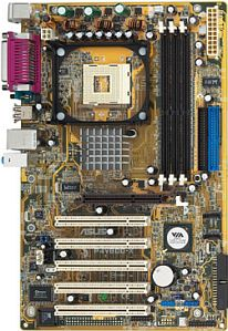 ASUS P4V800-X (PC-3200 DDR)