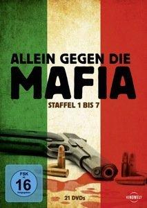 Allein gegen die Mafia Box (Staffel 1-7)