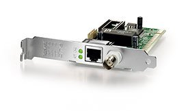 Level One ENC-0101TB, 1x 10Base-T/10Base-2, PCI