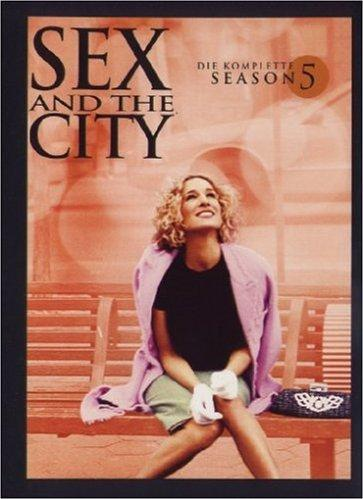 Sex And The City Season 5 -- via Amazon Partnerprogramm