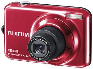 Fujifilm FinePix L55 red