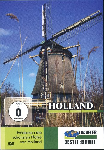 Reise: Holland - Amsterdam -- via Amazon Partnerprogramm