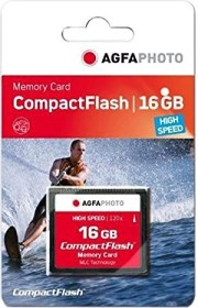 AgfaPhoto CompactFlash Card [CF] 120x 16GB (10434)