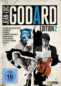 Jean-Luc Godard Edition 2