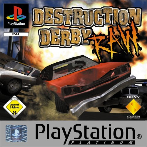 Destruction Derby Raw (PS1) -- via Amazon Partnerprogramm