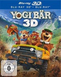 Yogi Bär (3D) (Blu-ray)