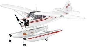 Revell Piper PA-18-150 Float Plane (04698)