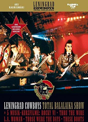 Leningrad Cowboys & Alexandrov Rote Armee Ensemble - Total Balalaika Show -- via Amazon Partnerprogramm