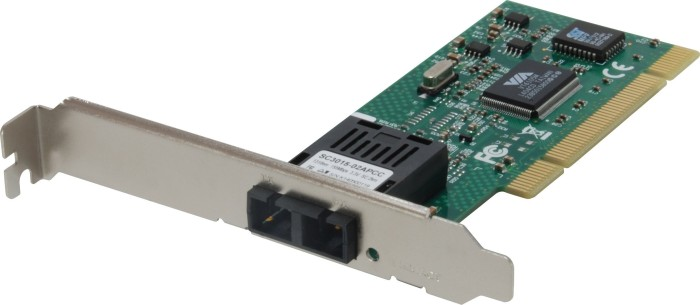 Level One FNC-0104FX, 1x 100Base-FX, PCI