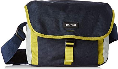 Crumpler Proper Roady 2.0 Umhängetasche blau/grün (PR4500-002) -- via Amazon Partnerprogramm