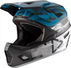 Leatt DBX 3.0 DH Fullface-Helm v20.1 ink (102000234)
