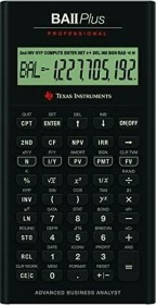 Texas Instruments BA II Plus Professional