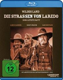Der letzte Ritt - Streets of Laredo (Blu-ray)