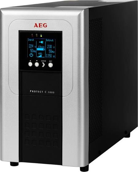 AEG Protect  C.3000 Tower, USB/seriell -- via Amazon Partnerprogramm