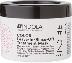Indola Innova Color Leave-In/Rinse-Off Treatment Mask, 200ml