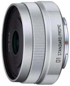 Pentax Q 01 Standard Prime 8.5mm 1.9 AL silver (22067)
