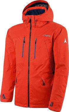 Atomic Alps Skijacke Orange Herren Heise Online