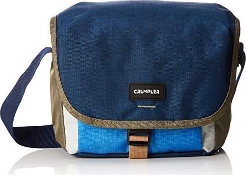Crumpler Proper Roady 2.0 Umhängetasche blau/grau (PR4500-003) -- via Amazon Partnerprogramm