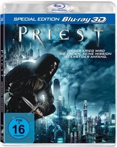 Priest (2011) (3D) (Blu-ray)