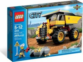 LEGO City Mining - Mining Truck (4202)