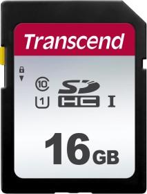 Transcend 300S R95/W45 SDHC 16GB, UHS-I U1, Class 10 (TS16GSDC300S)