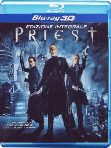 Priest (2011) (3D) (Blu-ray) (UK) -- via Amazon Partnerprogramm