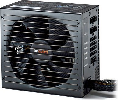 be quiet! Straight Power 10-CM 500W ATX 2.4 (E10-CM-500W/BN234)