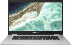 ASUS Chromebook C523NA-A20101 silber, UK