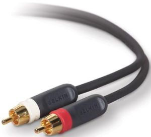 Belkin PureAV Blue Series composite audio cable 1.8m (AV20300ea06)