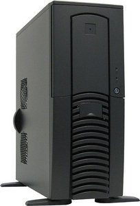 Chieftec Dragon DG-01BD-U black, 350W ATX