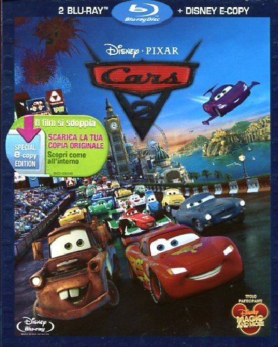 Cars 2 (Blu-ray) (UK) -- via Amazon Partnerprogramm