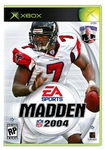 EA Sports Madden NFL 2004 (English) (Xbox)