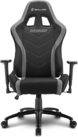 Sharkoon Skiller SGS2 Gamingstuhl, schwarz/grau