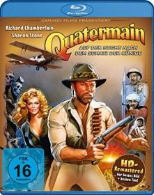 Quatermain und der Schatz des König Salomon (Blu-ray)