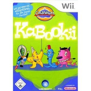 Cranium Kabooki (English) (Wii)
